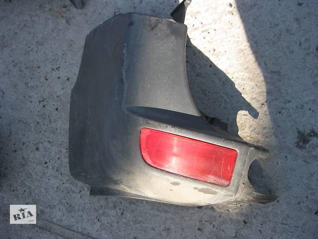 бу Б/у клык бампера  Volkswagen Crafter 2006- в Ровно