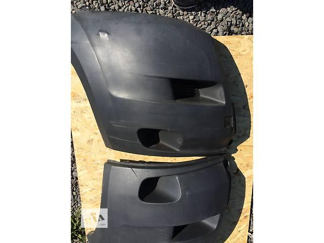 купить бу Б/у клык бампера заднего/переднего Ducato Jumper Boxer Дукато Джампер Боксер 2,2/2,3 с 2006- в Ровно
