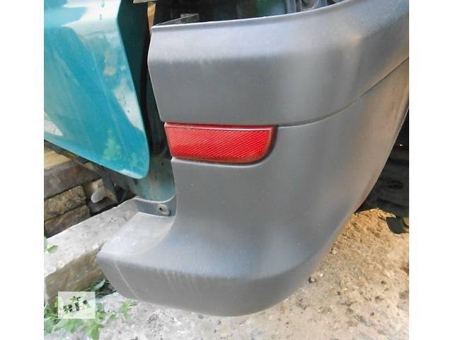 бу Б/у клык, клик бампера Mercedes Vito (Viano) Мерседес Вито (Виано) V639 (109, 111, 115, 120) в Ровно