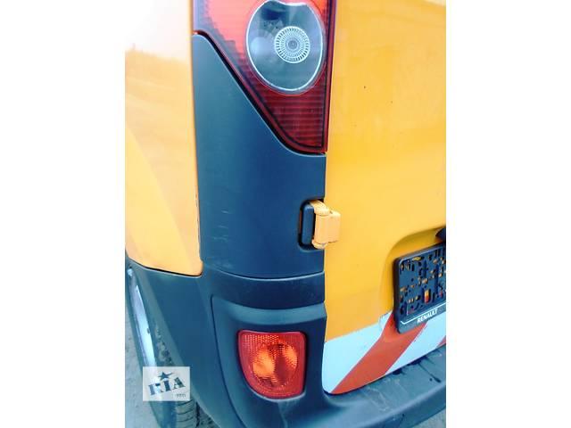 купить бу Б/у Клык над фонарем Клик Renault Kangoo Рено Канго Кенго 2 в Рожище