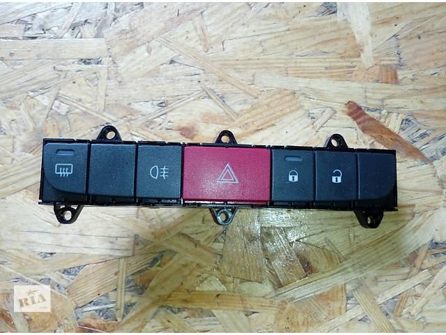купить бу Б/у кнопка аварийки Блок кнопок для автобуса Citroen Jumper Джампер с 2006г. в Ровно