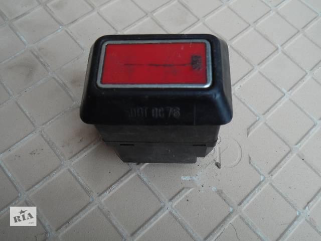 Б/у кнопка аварийки для легкового авто Mercedes 123- объявление о продаже  в Дубно (Ровенской обл.)