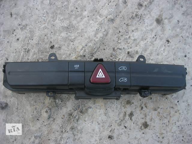 Б/у кнопка аварийки Volkswagen Crafter- объявление о продаже  в Ровно