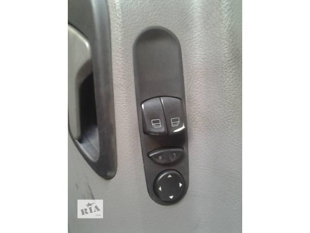 Б/у Кнопка правого склопідйомника стеклоподьемника Volkswagen Crafter К- объявление о продаже  в Рожище