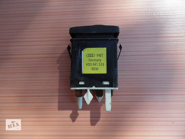 Б/у кнопка включения света для легкового авто Audi- объявление о продаже  в Дубно (Ровенской обл.)