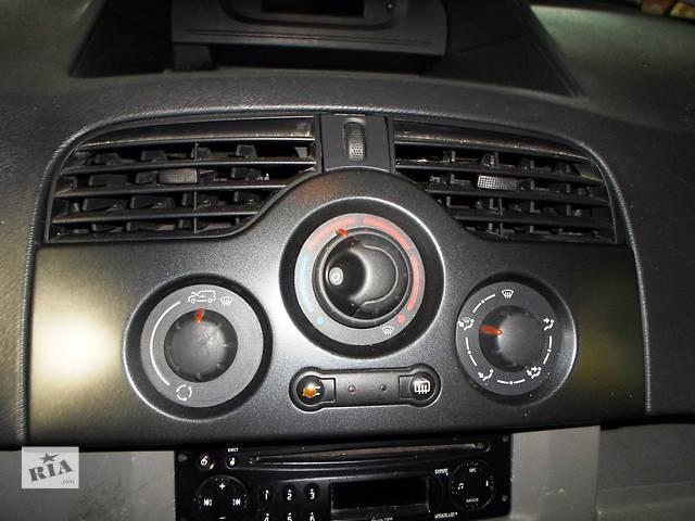 Б/у Кнопки блок управления печкой/кондиционером Renault Kangoo Рено Канго Кенго 1,5DCI K9K 2008-2012- объявление о продаже  в Луцке