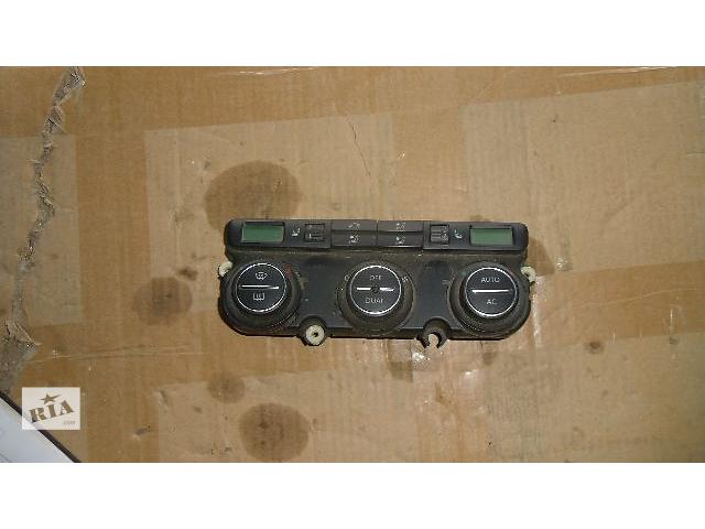 бу Б/у кнопки включения печки для легкового авто Volkswagen Jetta 2007 1.6 бензин в Коломые