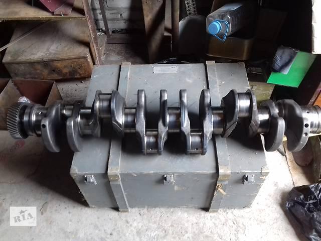 продам Б/у коленвал для грузовика MAN TGA двигатель DF2866 поршня   бу в Луцке