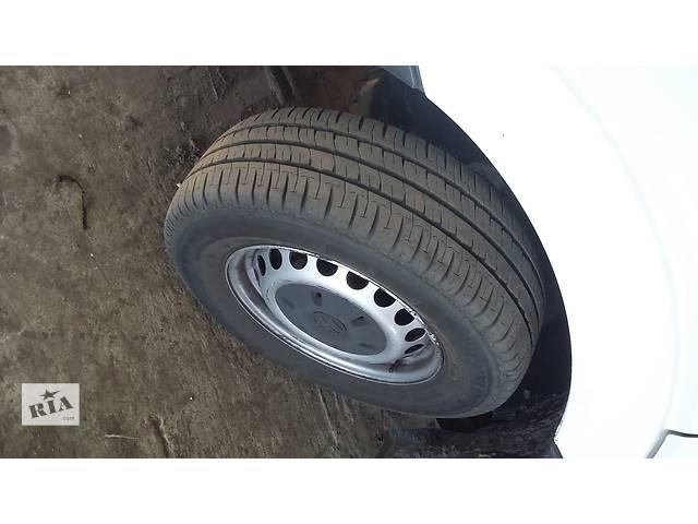 продам Б/у Колеса и шины Диск 16 Диск металический Легковой Volkswagen Crafter бу в Луцке