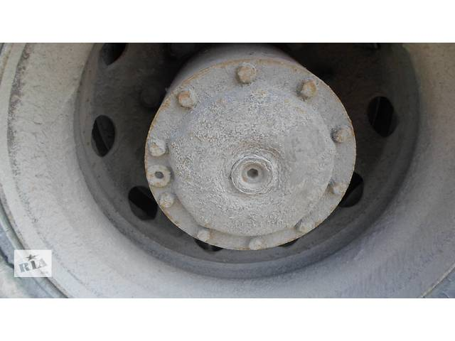 б/у Колеса и шины Диск 22.5 Mercedes Actros Мерседес-Бенц Актрос 18430LS 1998- объявление о продаже  в Рожище