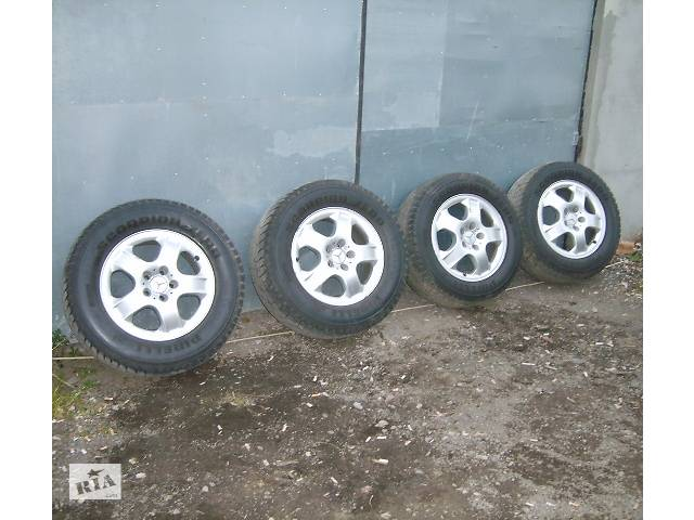 купить бу б/у Колеса и шины Диск литой Диск Легковой Mercedes 17 ML 320 в Луцке