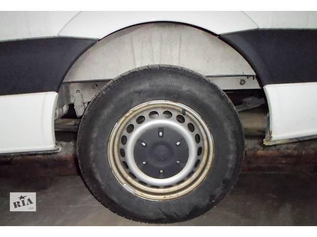Б/у Колеса и шины Диск R16 Резина Автобусы Volkswagen Crafter Фольксваген Крафтер 2.5 TDI 2006-2010- объявление о продаже  в Луцке