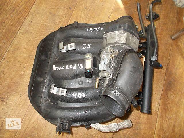 купить бу Б/у коллектор впускной для легкового авто Citroen Xsara 1.8 2.0 бензин в Стрые