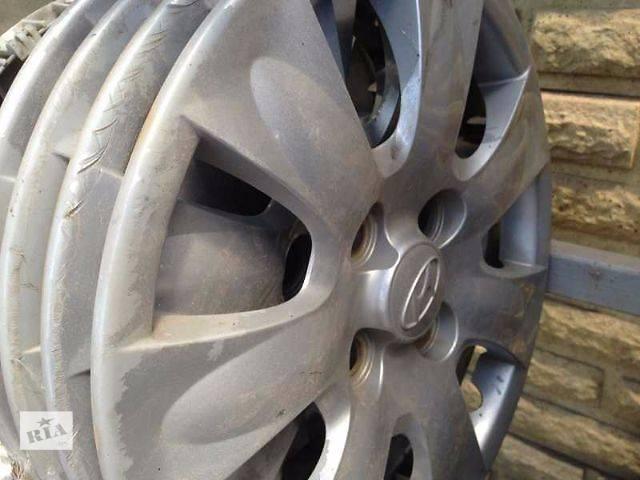 купить бу Б/у колпак на диск для хэтчбека Hyundai Getz 2008 в Запорожье