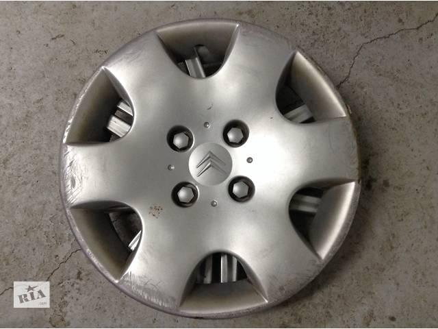 купить бу Б/у колпак на диск для легкового авто Citroen в Львове