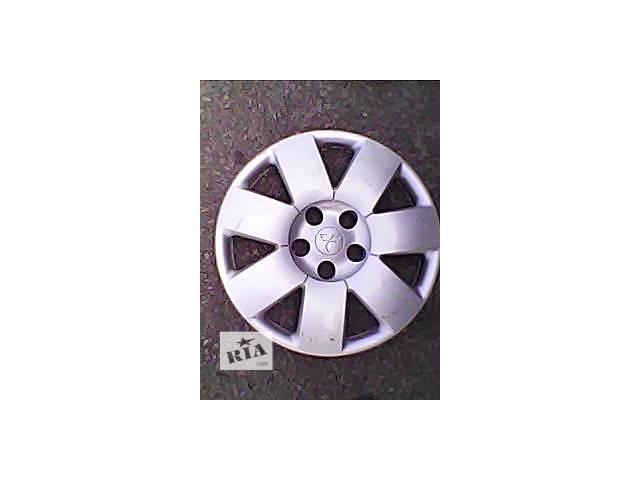 Б/у колпак на диск для легкового авто Mitsubishi r 16- объявление о продаже  в Харькове