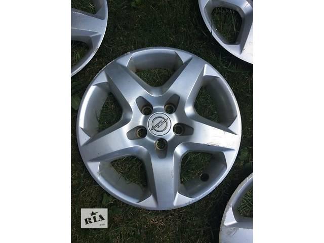 продам Б/у колпак на диск для легкового авто Opel Astra H Hatchback бу в Чернигове