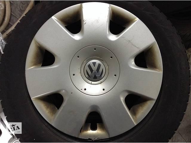 Б/у колпак на диск для легкового авто Volkswagen Polo- объявление о продаже  в Львове