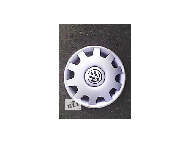 продам Б/у колпак на диск для легкового авто Volkswagen r 14 .  бу в Харькове