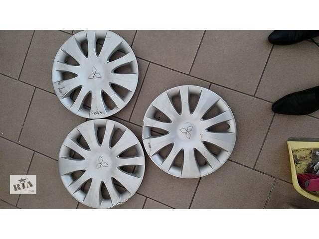 купить бу Б/у колпак на диск для седана Mitsubishi Lancer в Запорожье