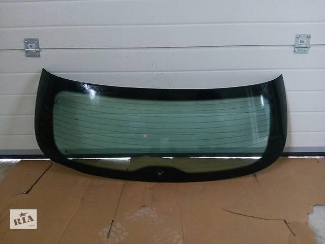 бу Б/у Стекло, вікно заднє в кляпу, ляду, крышку багажника до Opel Astra H хетчбек в Калуше