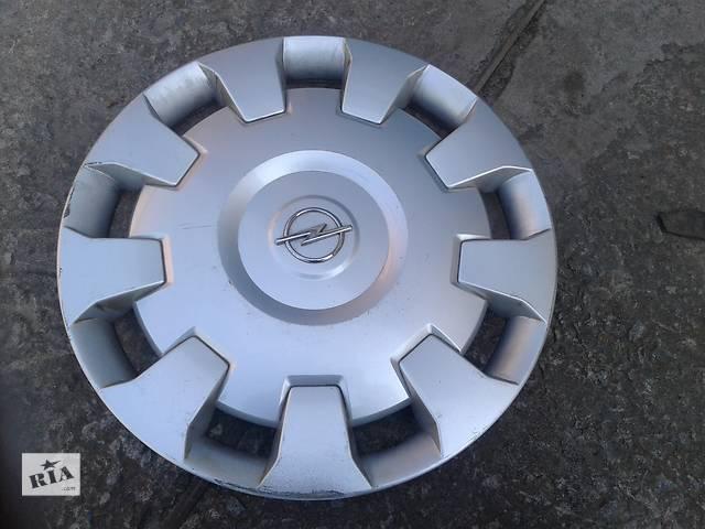 купить бу Б/у колпак на диск R 16 Opel Vectra C в Львове