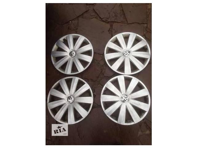 продам Б/у колпаки на диск Volkswagen, оригинальные бу в Киеве