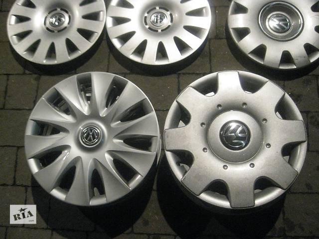 купить бу Б/у колпаки R16 для VW в Львове