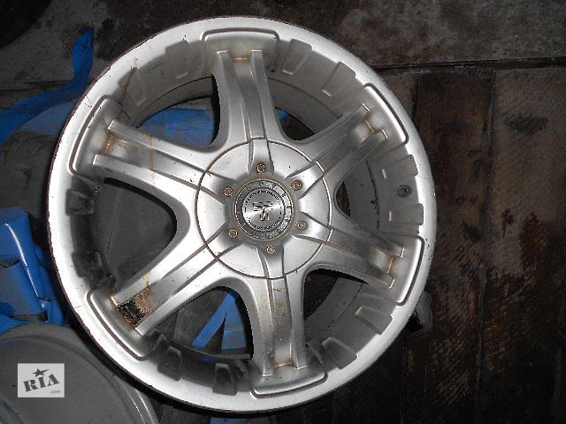 Б/у комплект дисков для легкового авто Kia Sorento- объявление о продаже  в Запорожье