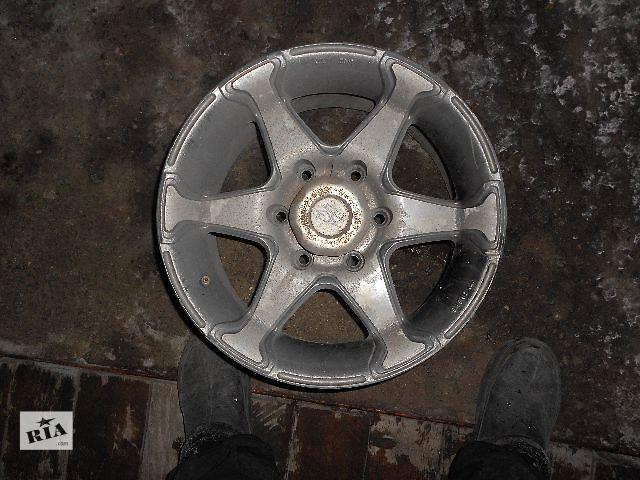 продам Б/у комплект дисков для легкового авто Mitsubishi Pajero бу в Запорожье