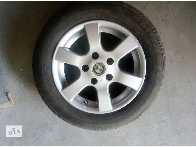 бу Б/у комплект дисков R-15 с шиной для  BMW 3 Series в Одессе