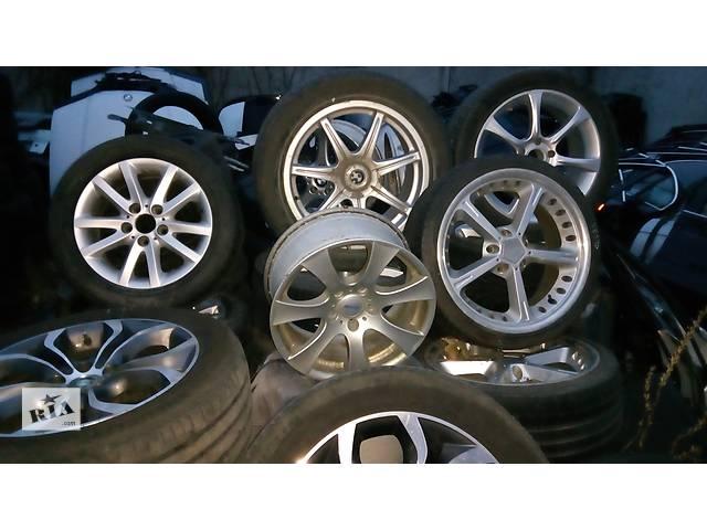 бу Б/у Комплект Дисков  с шиной для BMW седан в Киеве