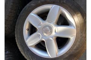 б/у диски с шинами Seat