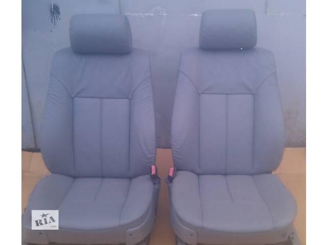 купить бу Б/у комплект сидений для седана BMW 740 E38 1995г в Киеве