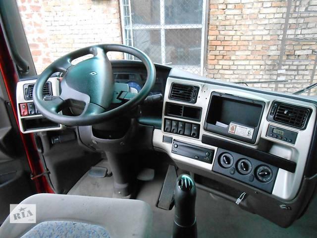 б/у Компоненты кузова Автомагнитола Renault Magnum Рено Магнум 440,480 Evro2 Evro3- объявление о продаже  в Рожище