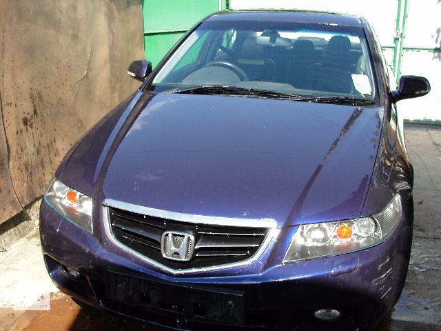 Б/у ремень безопасности для легкового авто Honda Accord 2,4 2005 В НАЛИЧИИ!!!!- объявление о продаже  в Львове