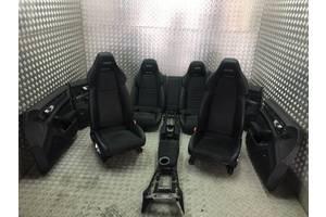 Новые Сидения Porsche Panamera