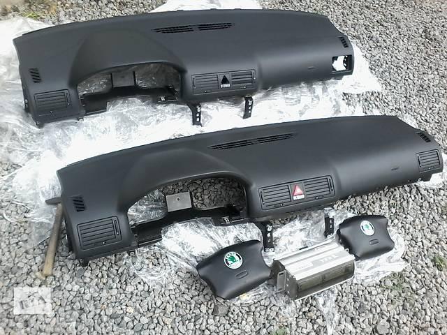 б/у Компоненты кузова Торпедо/накладка Легковой Skoda Octavia 2008- объявление о продаже  в Умани
