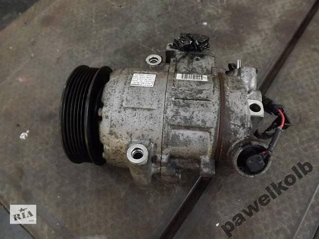 продам Б/у компресор кондиціонера для легкового авто Skoda Fabia бу в Кропивницком (Кировоград)