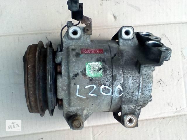 бу Б/у компресор кондиціонера MN123626 для легкового авто Mitsubishi L 200 (Митсубиши Л 200) в Ровно