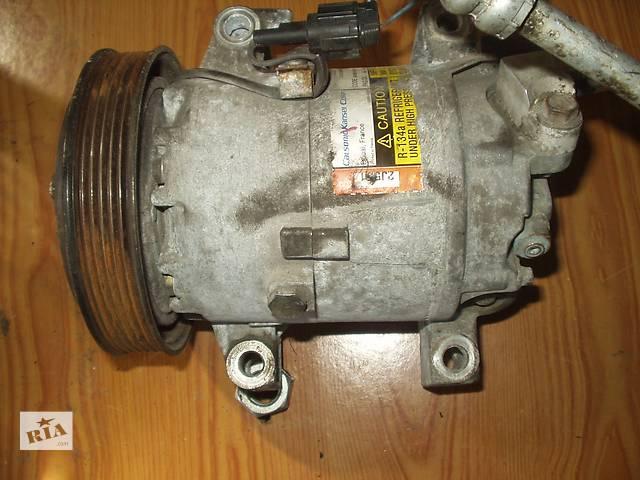 продам Б/у Компрессор кондиционера Nissan Almera , кат № 2J551-45010 , производитель Zexel , гарантия , доставка . бу в Тернополе