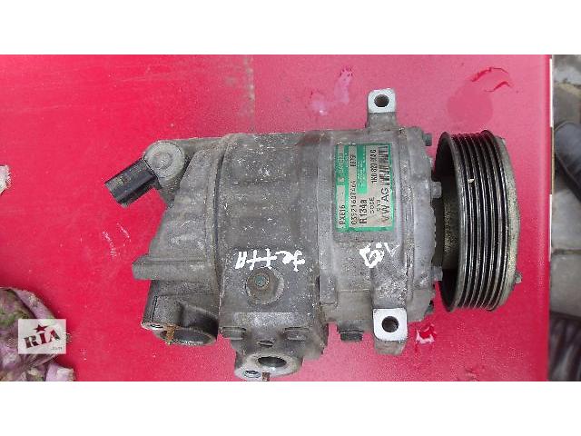 купить бу Б/у компрессор кондиционера 1.9D для легкового авто Volkswagen Jetta 2007 в Коломые