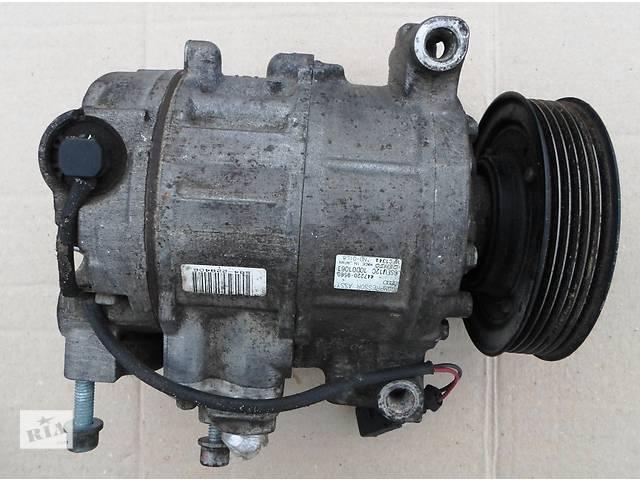 продам Б/у Компрессор кондиционера Ауди Audi A4 MALYZ 1,8 бензин Turbo 2004 бу в Рожище