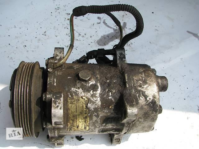 Б/у компрессор кондиционера Citroen BX/XM/ZX/Peugeot 405, SANDEN 7705- объявление о продаже  в Броварах
