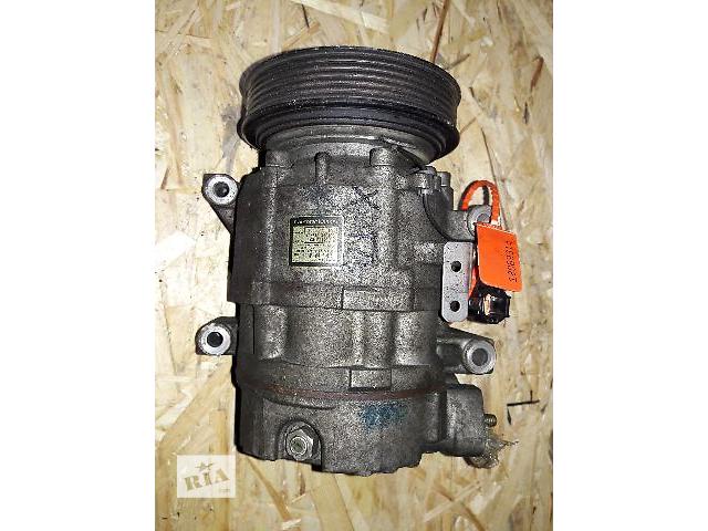 Б/у компрессор кондиционера для кроссовера Nissan X-Trail 2002- объявление о продаже  в Киеве
