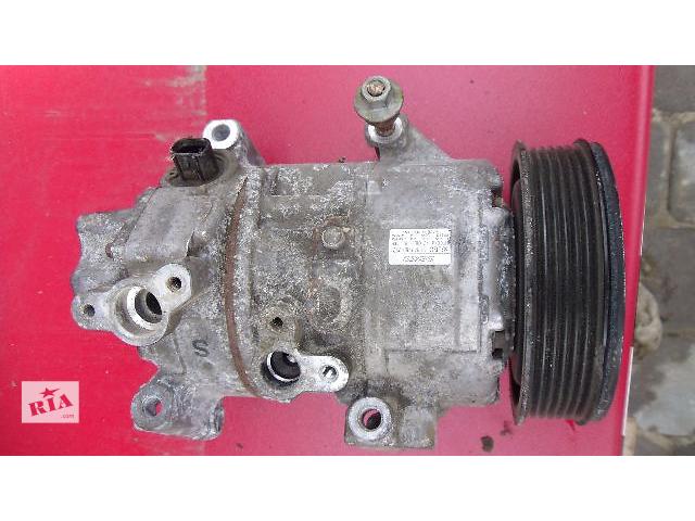 бу Б/у компрессор кондиционера для легкового авто 1.4бензин Toyota Auris в Коломые