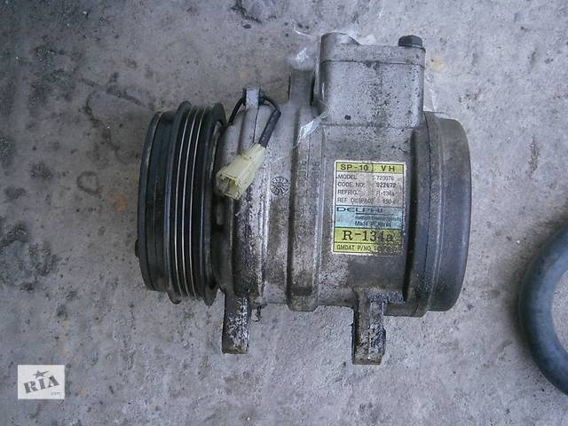 купить бу Б/у компрессор кондиционера для легкового авто Chevrolet Aveo в Луцке