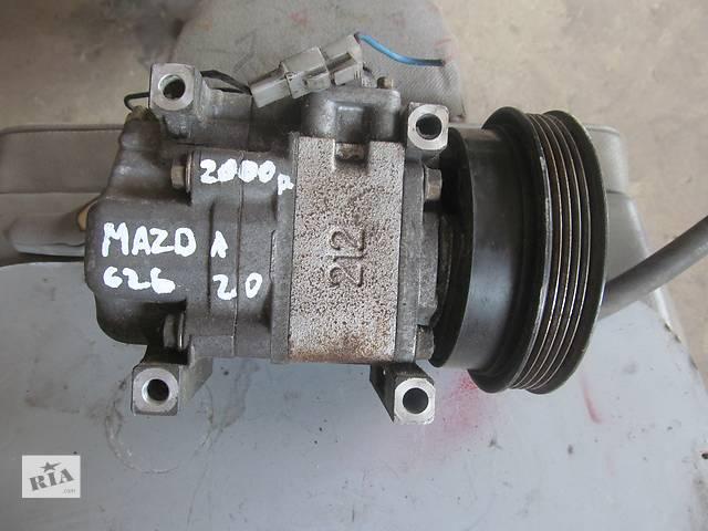 продам Б/у компрессор кондиционера для легкового авто Mazda 626 бу в Яворове