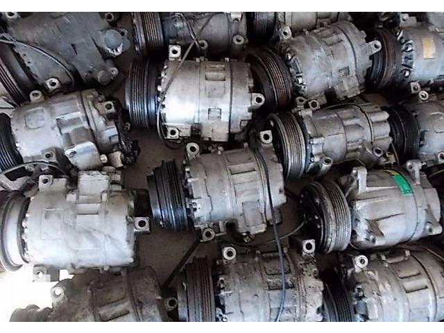 купить бу Б/у компрессор кондиционера для легкового авто Mercedes ML W163  W164  W166 в Львове