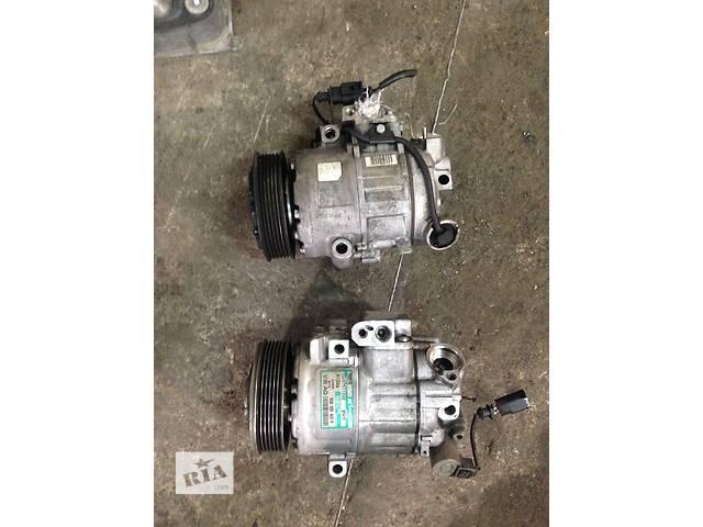купить бу Б/у компрессор кондиционера для легкового авто Skoda Fabia в Виннице